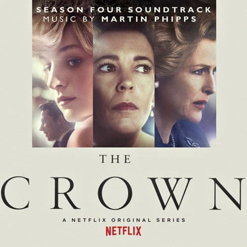 Martin Phipps<br>The Crown (Season Four Soundtrack)<br>CD